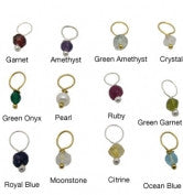 Nashelle Mini Gemstone Chart -  - 1