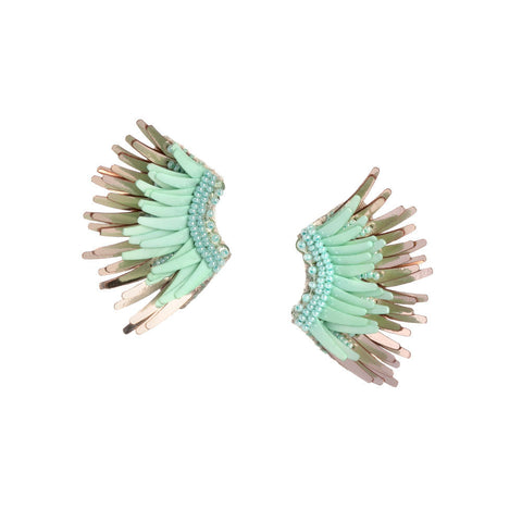 Mignonne Gavigan Beach Glass Mini Madeline Earrings