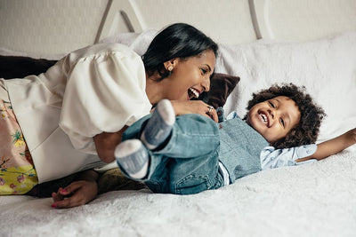 How to connect with your child despite a busy schedule?