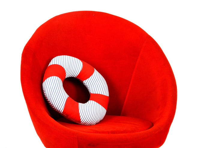 Tube Shaped Cushion