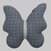 Blue Butterfly Cushion