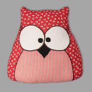 Red Owl Kids Cushion for Kids