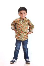 Super Boy, Boy's Kurta Shirt