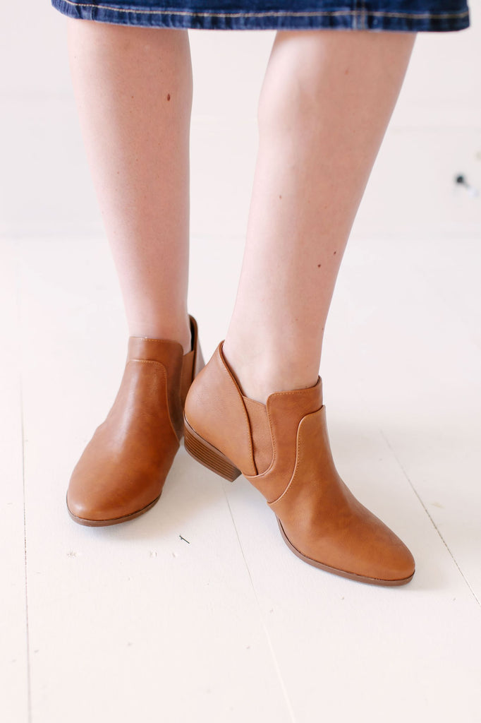 Canyon Ankle Boots