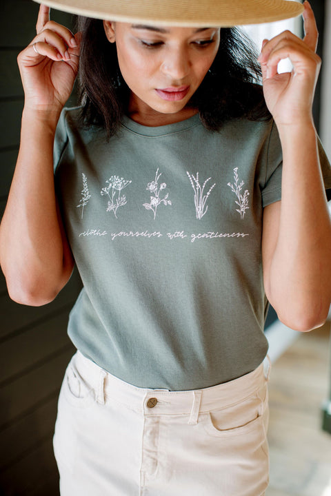 """Gentleness"" Graphic Tee"