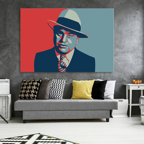 American Gangster Canvas