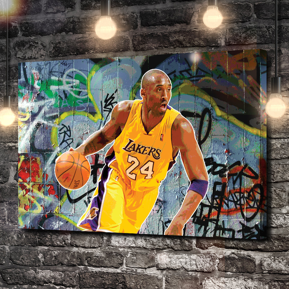 Mamba On The Move Canvas