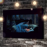 Haunting Sleep Paralysis Canvas