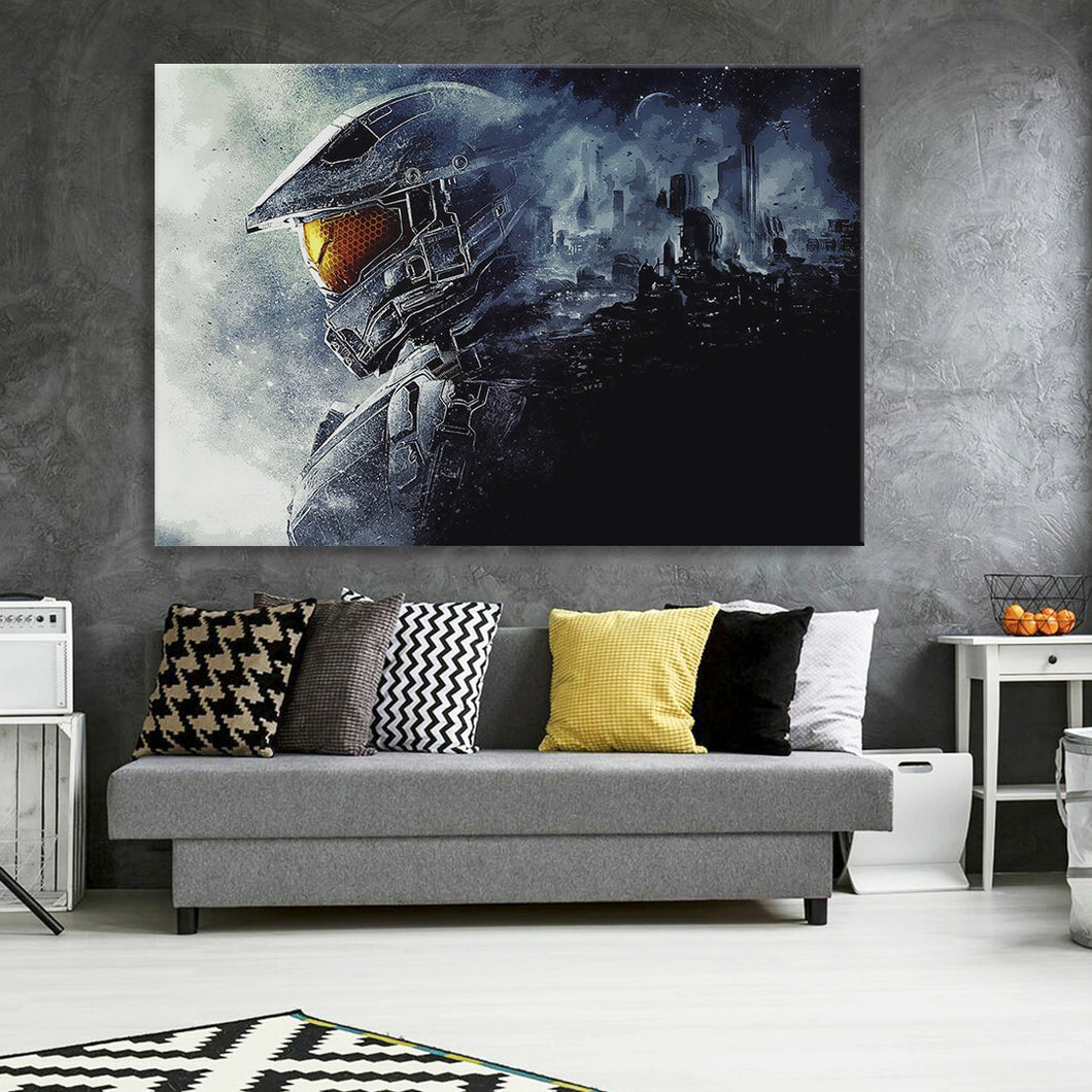 Halo Canvas