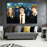 A Wizarding World Canvas