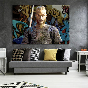 Viking Glory Canvas