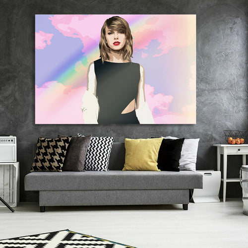Blank Space Canvas