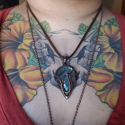 buyer picture of artarina necklace