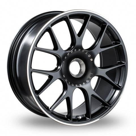 BBS CH-R (Centre Lock) Black Wider Rear 9x20 (Front) & 12x20 (Rear) Set of 4 alloy wheels
