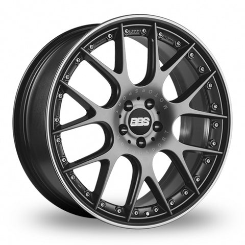 BBS CH-R II Anthracite Wider Rear 21 Inch Set of 4 alloy wheels