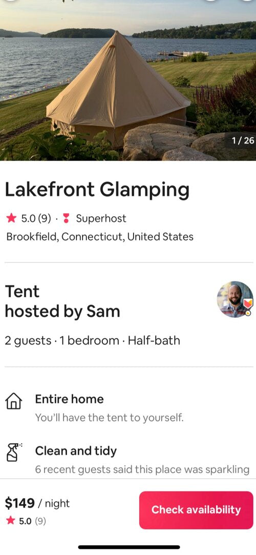 airbnb+bell+tent+rental