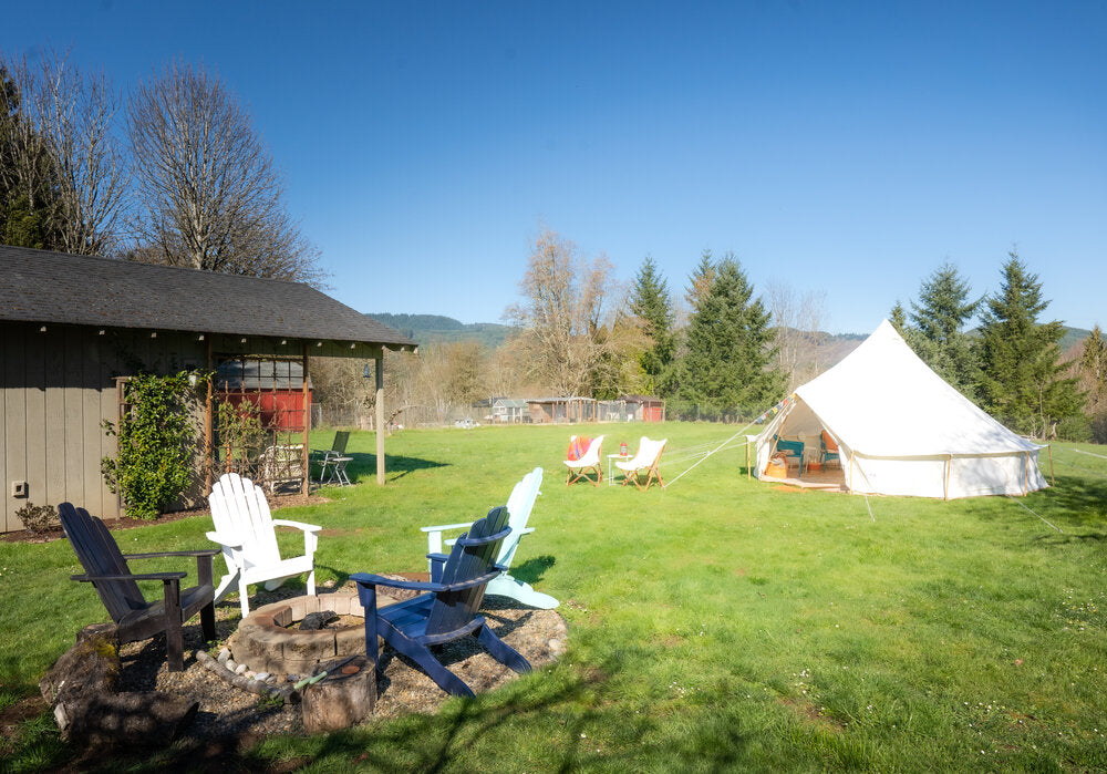 CANVAS COTTAGE + AIRBNB = Extra income