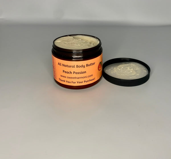 Peach Passion Body Butter