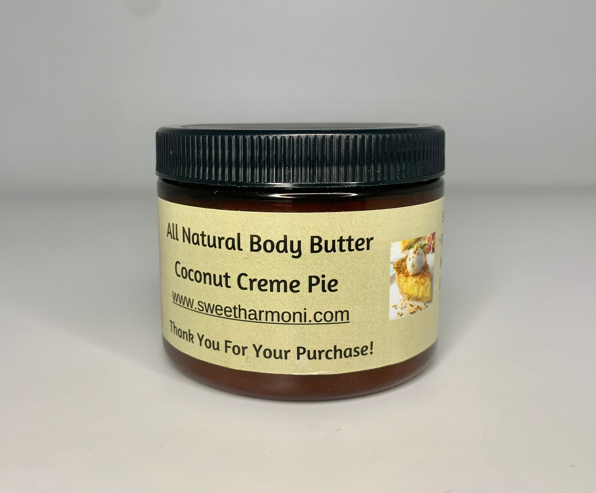 Coconut Creme Pie Body Butter