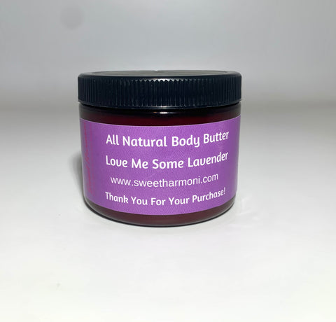 Love Me Some Lavender Body Butter