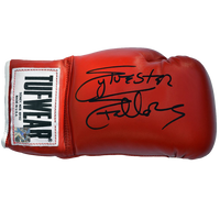 Sylvester Stallone signed Glove from Rocky