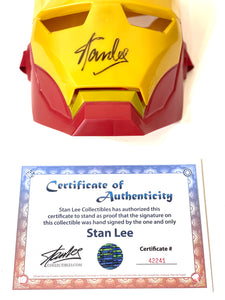 Máscara | Iron Man | Stan Lee