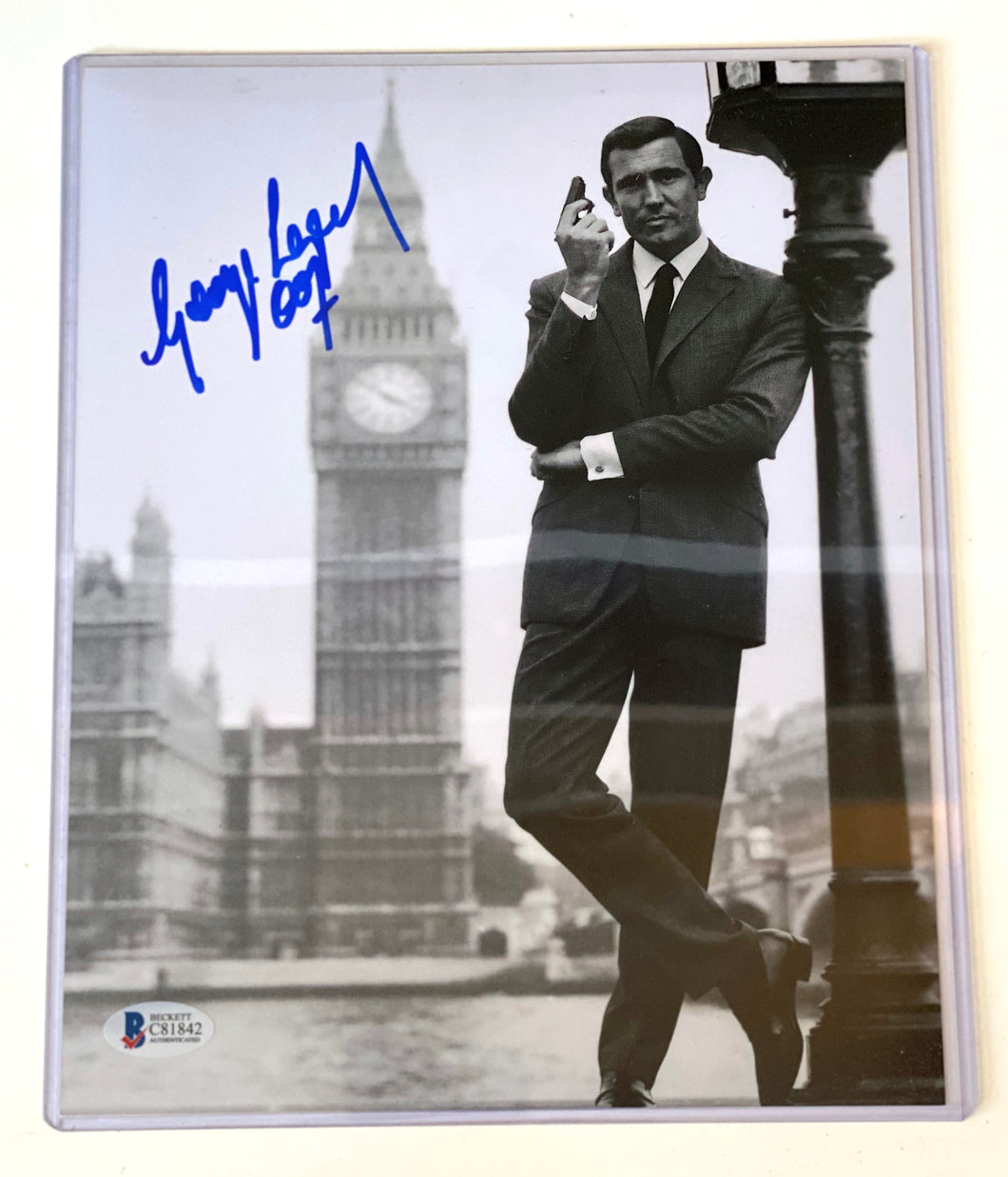 Fotografía | James Bond 007 | George Lazenby
