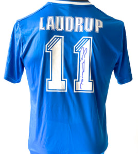 Jersey | Rangers | Brian Laudrup