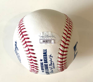Pelota Baseball | Astros | Kyle Tucker (Inscription)