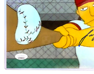 Fotografía | Athletics | Jose Canseco (Simpsons)