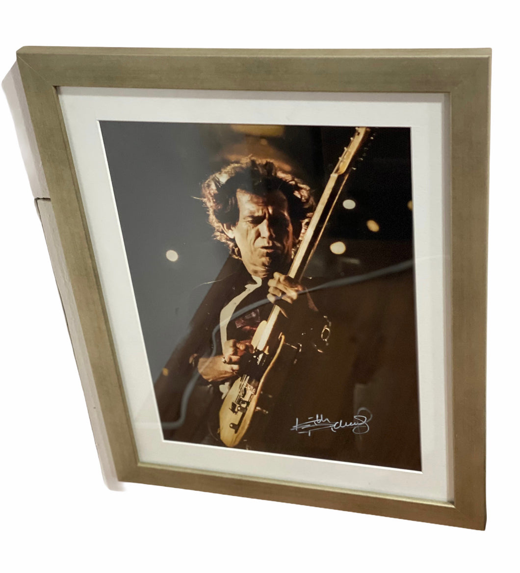 FOTOGRAFIA / ROLLING STONES / KEITH RICHARDS