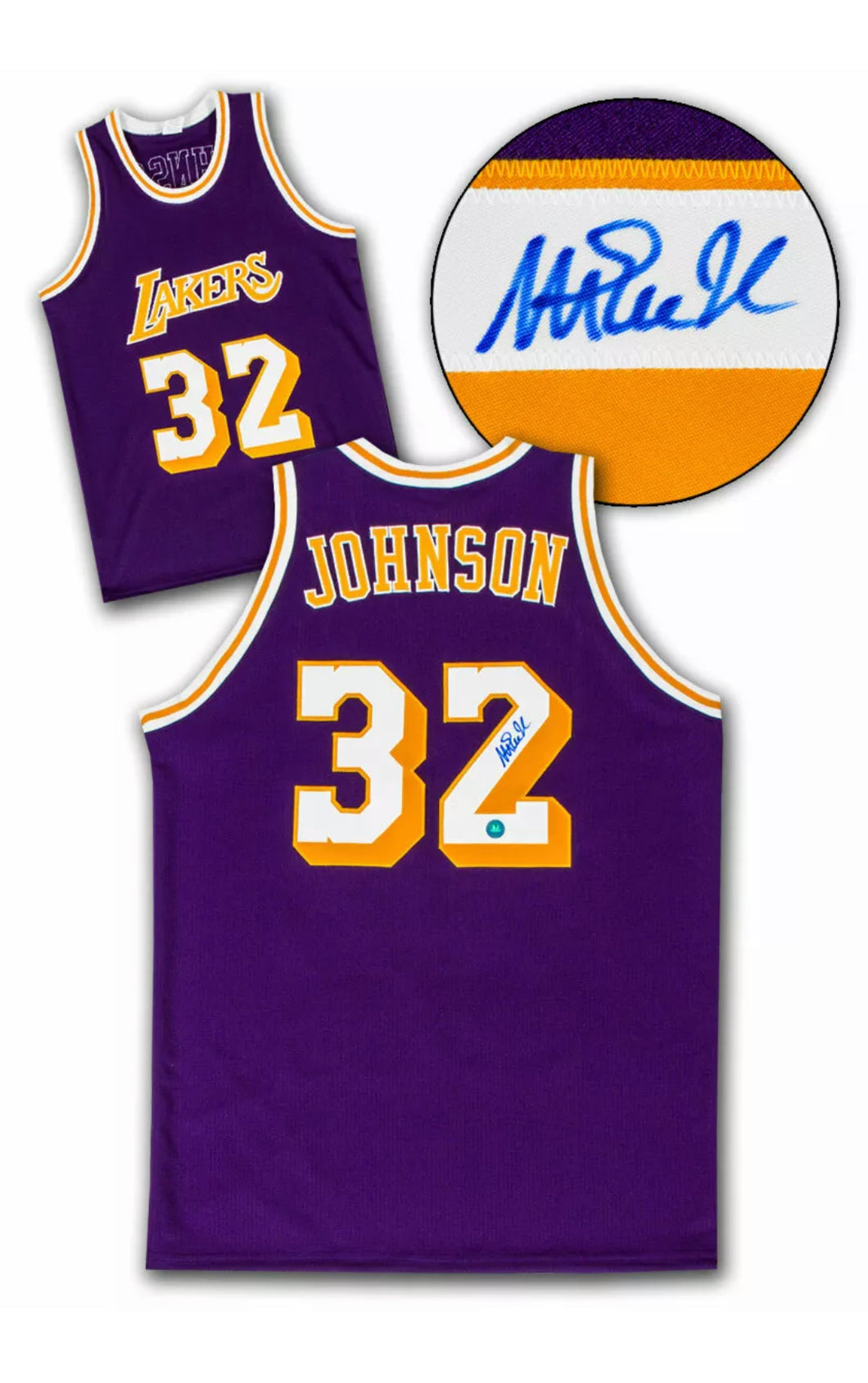 Jersey | Lakers | Magic Johnson