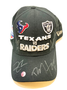 Gorra | Texans - Raiders | México 2016