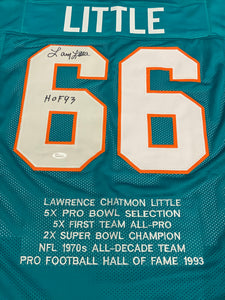 Jersey | Dolphins | Larry Little