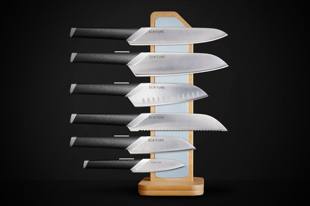 Hold On To Your Magnets, We Just Launched The Perfect Knife Storage Solution