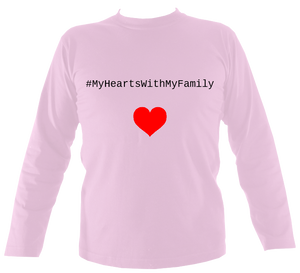 LLH: My Family | Long Sleeve