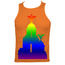 Load image into Gallery viewer, Rainbow: Liver Birds Men's Fitted Sports Vest