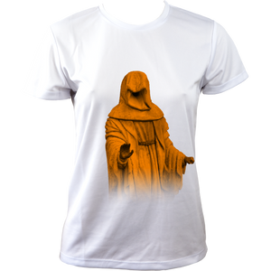 Electric Orange Monk - Ladies Sports Top (11 colours)