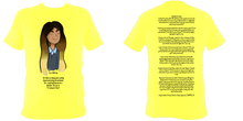 Load image into Gallery viewer, #8 Luna's Fans - Adult T-shirt (10 colours)