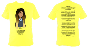 #8 Luna's Fans - Adult T-shirt (10 colours)
