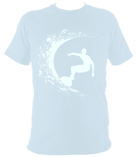 Load image into Gallery viewer, Ride A Wave #5 | Unisex Tee