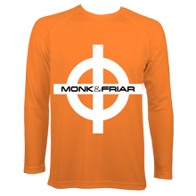 Load image into Gallery viewer, MONK&FRIAR: No. 2 Sports Top (Black)