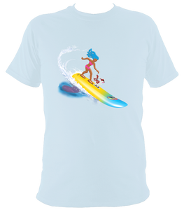 Ride A Wave #3 | Unisex Tee