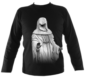 Hooded Monk - Limited Edition Unisex Long Sleeve Top (3 colours)