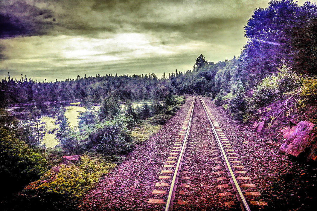 55 - 4 Days on a Train Crossing Canada
