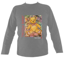 Load image into Gallery viewer, Maxine Shisselle: Teddy Bear#6 (Unisex Long Sleeve)