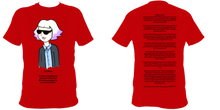 Load image into Gallery viewer, #7 Hina's Fans - Adult T-shirt (10 colours)