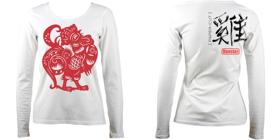 #10 Year of the Rooster - Ladies LS