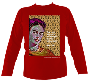 Frida: No.5 Leopard Skin - Long Sleeve