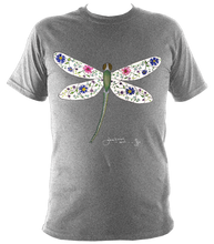 Load image into Gallery viewer, June Lornie: Dragonfly (Unisex Super-soft Top)